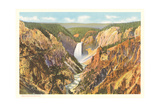 Grand Canyon of the Yellowstone Posters