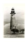 Old Port Isabel Lighthouse Kunstdrucke