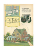 Model American Home Posters