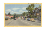 Early View of Gatlinburg Prints
