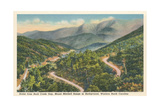 Mt. Mitchell Range Prints