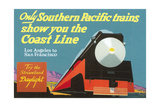 Southern Pacific Ad Posters