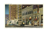 Mayflower Hotel, Connecticut Avenue Posters