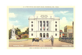 Post Office, Texarkana Posters