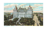State Capitol, Albany Posters