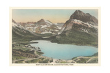 Many Glacier Region, Glacier National Park Prints