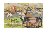 Toffenetti Restaurant, Times Square Prints