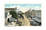 Main Street, Del Rio Prints