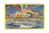 Atlantic City Auditorium Print