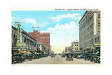Indiana Avenue, Wichita Falls Print