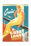 Cruise the Great Lakes Posters
