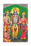 Hindu Deities Prints