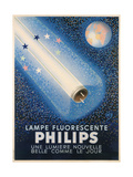 Fluorescent Light, Philips Print