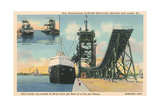 Coal Loader, Sandusky Poster