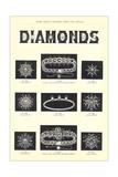 Diamond Jewelry Assortment Prints