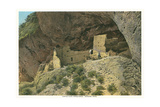 Tonto Cliff Dwellings, Apache Trail Posters