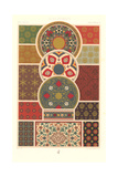 Variety of Decorative Patterns Prints