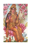 Hindu Deity Print