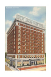 Severs Hotel, Muskogee Prints