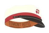 Egmont Hotel, Copenhagen, Denmark Poster