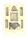 Bernaux Bas Reliefs Print