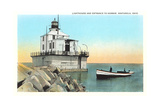 Ashtabula Lighthouse Print