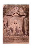Buddha Statue, Hakone, Japan Prints