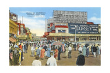 Boardwalk, Atlantic City Prints