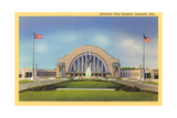 Cincinnati Union Terminal Prints