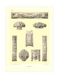 Binquet Bas Reliefs Prints