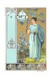Art Nouveau Garden Prints