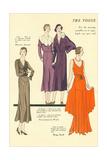 The Vogue, Dresses Prints