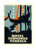 Hotel Terminus Venezia Art