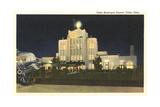 Tulsa Municipal Airport Prints