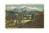 Mt. Pisgah Posters