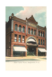 Stone Opera House, Binghamtom Prints