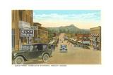 Vintage Gurley Street, Prescott Kunst
