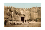 Moorish Castle Poster