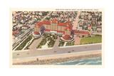 Hotel Galvez, Galveston Print