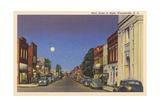 Main Street, Waynesville Prints