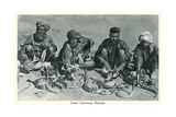 Snake Charmers, Benares, India Prints