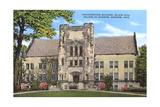 Administration Building, College of Wooster Prints