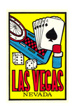 Las Vegas Decal Art