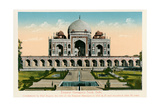 Tomb of Emperor Humayun Prints