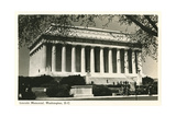 Lincoln Memorial Posters