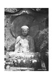 Buddha Statue, Hakone, Japan Posters