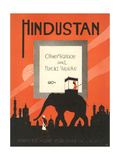 Sheet Music for Hindustan Art