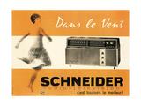 Schneider Radio Posters
