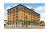Army and Navy YMCA, Broadway Print