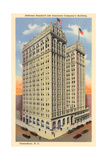 Jefferson Insurance Building, Greensboro Prints